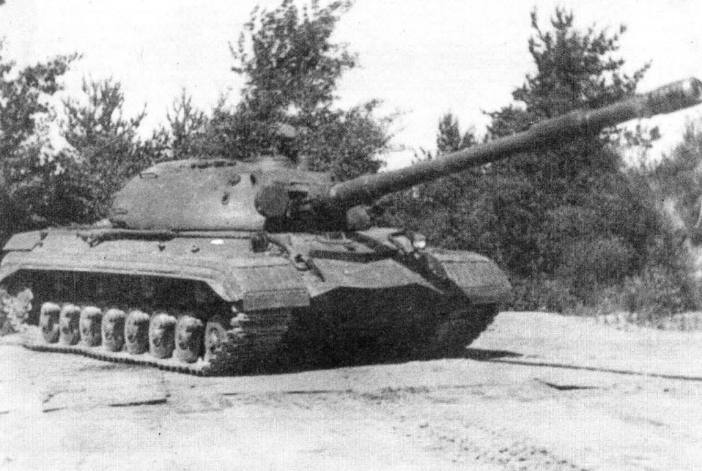 Obiekt 277 (fot. www.mk-armour.narod.ru)
