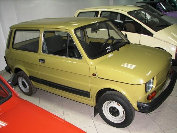 Fiat 126 Combi (fot. its.waw.pl)