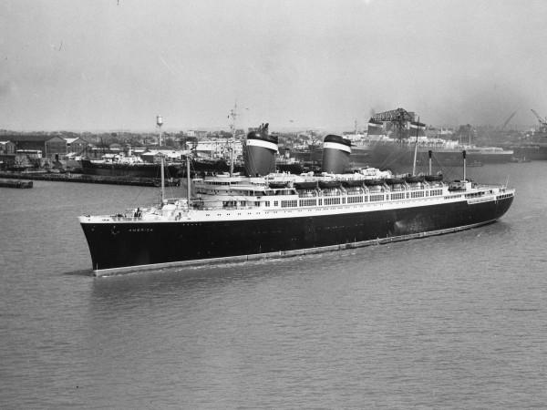 SS America po II wojnie światowej