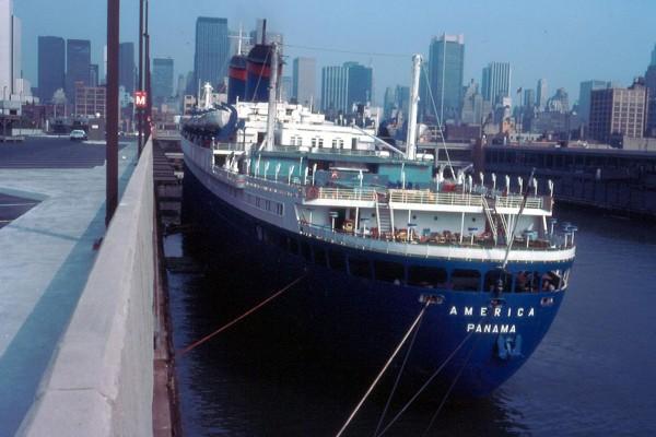 America w Nowym Jorku już po remoncie - sierpień 1978