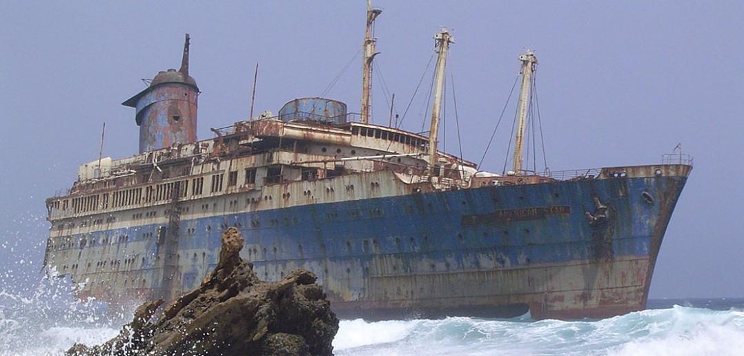 SS America - zapomniany amerykański transatlantyk