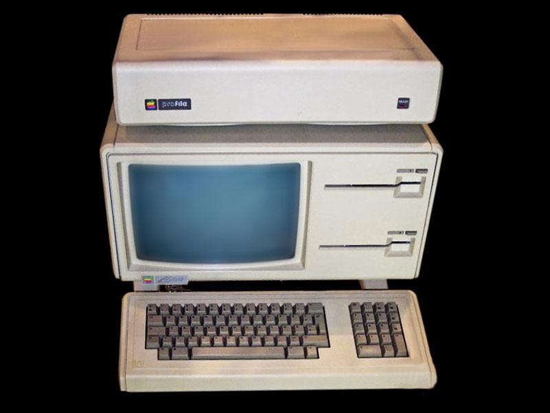 Роскошь высоких технологий: Самые дорогие винтажные компьютеры от Apple. Ф