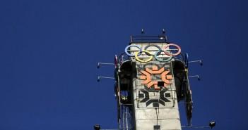Wieża olimpijska w Sarajewie (fot. REUTERS/Dado Ruvic)