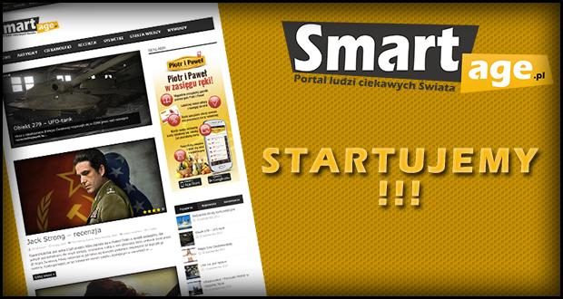 SmartAge.pl - Startujemy!!!