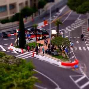 Monako w miniaturze (fot. Michał Banach)