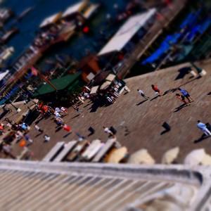 Promenada w Wenecji (fot. Michał Banach)