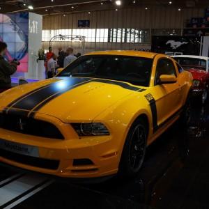 Ford Mustang (fot. Michał Banach)