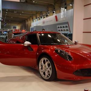 Alfa Romeo 4C (fot. Michał Banach)