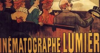 Pierwszy plakat filmowy z 1895 roku