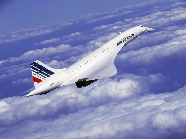 Concorde (fot. nieznany)