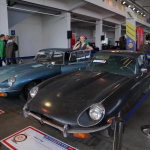 Jaguar E-type (fot. Michał Banach)