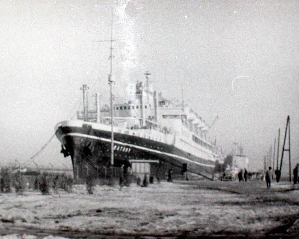 Batory krótko po powrocie do Polski po wojnie (fot. Stanisław Nalewajko)