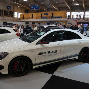 Mercedes CLA AMG (fot. Michał Banach)