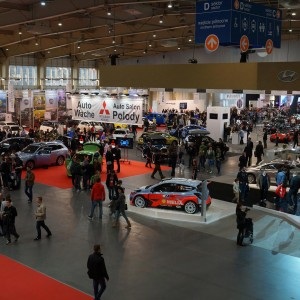 Motor Show 2014 (fot. Michał Banach)