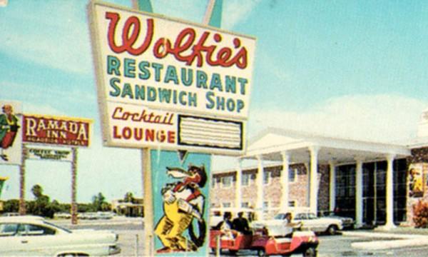 Wolfie's