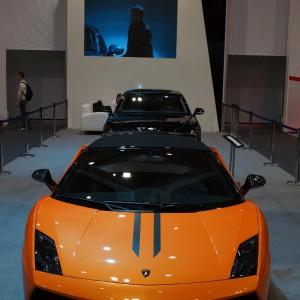 Lamborghini (fot. Michał Banach)