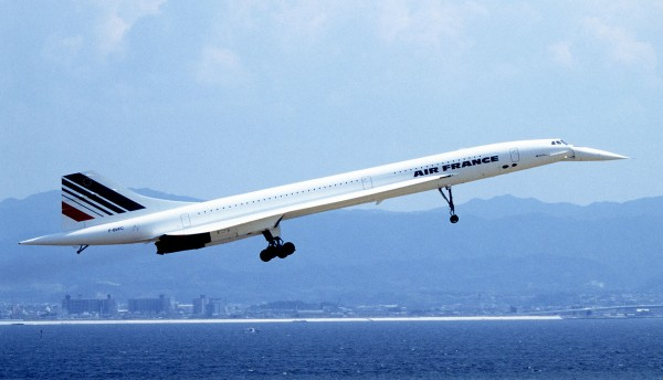 Concorde (fot. Spaceaero2/Wikimedia Commons)