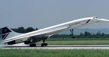 Concorde - naddźwiękowy luksus