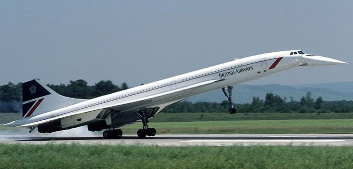 Concorde – naddźwiękowy luksus