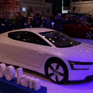 Volkswagen XL1 (fot. Michał Banach)