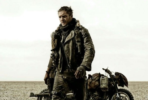 Tom Hardy w filmie Mad Max: Fury Road