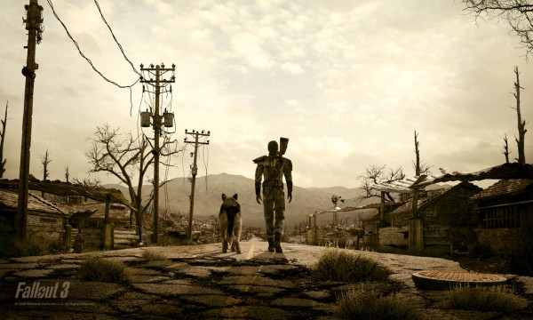 Widać podobieństwo? - artwork z gry Fallout 3