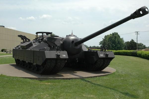 T28/T95 (fot. www.warhistoryonline.com)