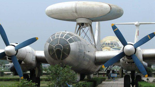Chiński KJ-1 AEWC