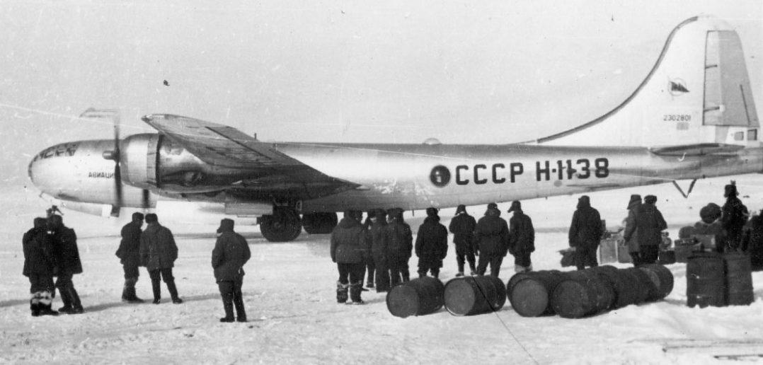 Tupolew Tu-4 - radziecka kopia B-29 Superfortress