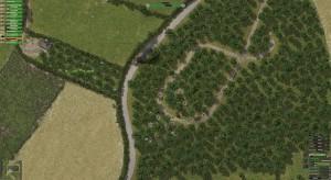 Walki w lesie są trudne