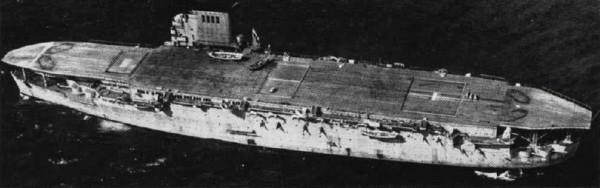 Francuski lotniskowiec Béarn