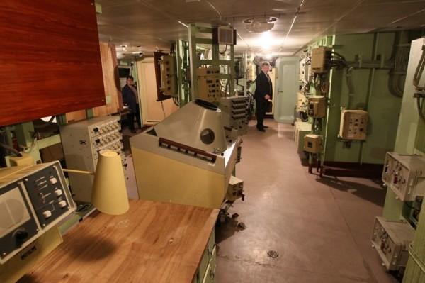 Wnętrze okrętu (fot. englishrussia.com)