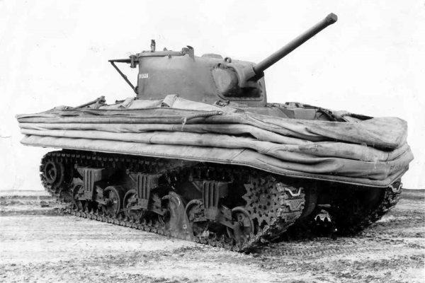 Sherman DD