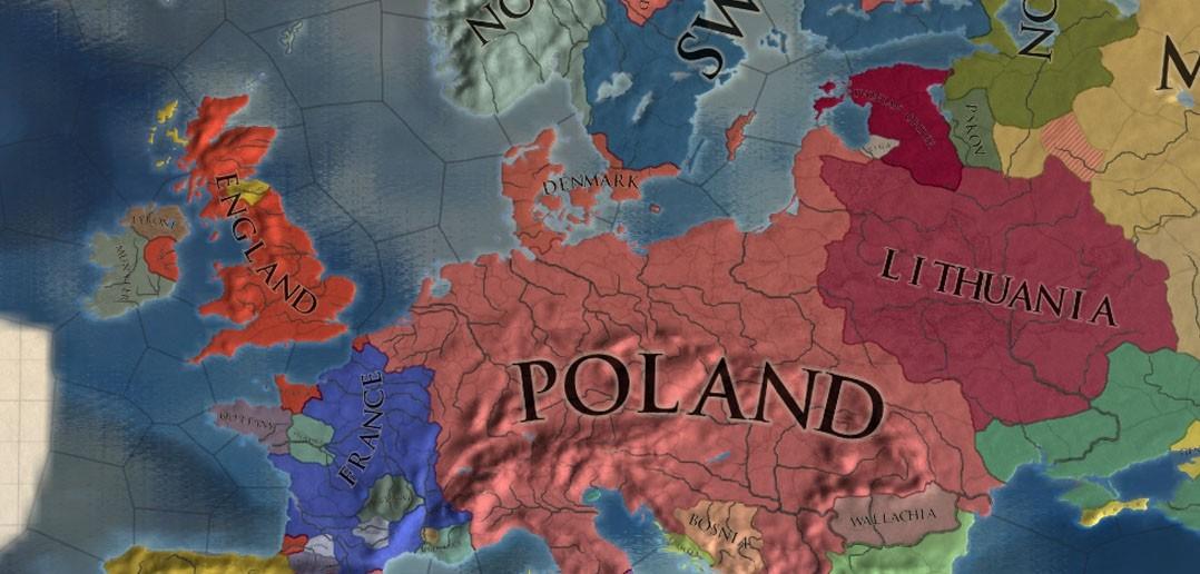 10 gier strategicznych w których można zagrać Polską