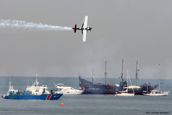 Red Bull Air Race Gdynia (fot. Michał Banach)