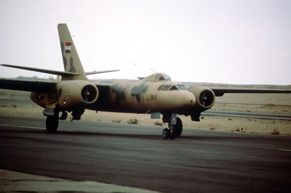 Egipski Ił-28U