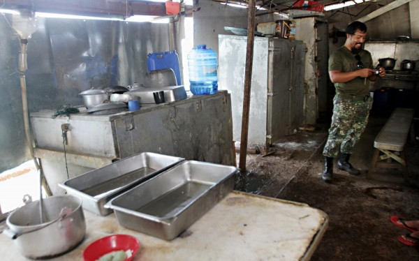 To chyba kuchnia... (fot. inquirer.net)