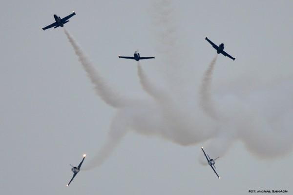 Breitling Jet Team (fot. Michał Banach)
