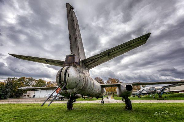 Iljuszyn Ił-28R (fot. Michał Banach)