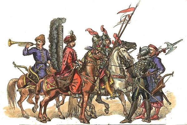 Polscy żołnierze 1588-1632 (źródło: wikipedia)