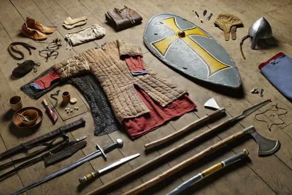 Huskarl Bitwa pod Hastings, 1066 rok (fot. Thom Atkinson)