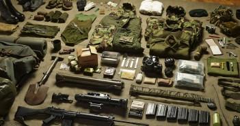 Wyposażenie żołnierzy dawniej i dziś - zdjęcia