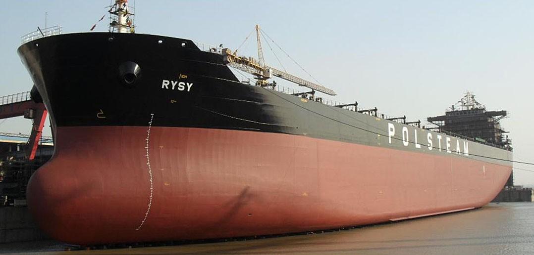 Największe polskie statki handlowe