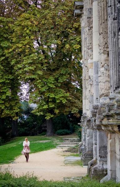 Średniowieczna Brama Marsa w Reims, francuskiej stolicy szampana. (fot. F. Weichsel)