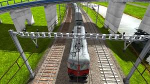 Z czasem możemy zacząć budować całkiem skomplikowane systemy dróg, torów i mostów