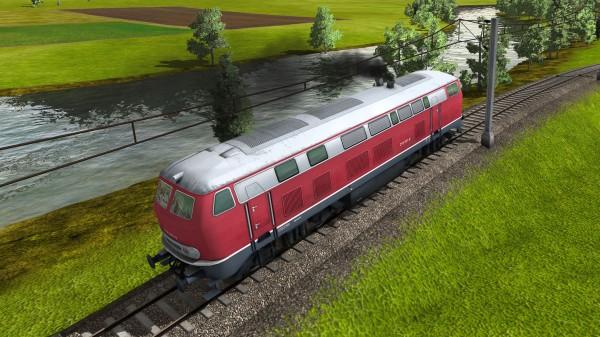 W grze zobaczymy głównie odpowiedniki niemieckich środkó transportu