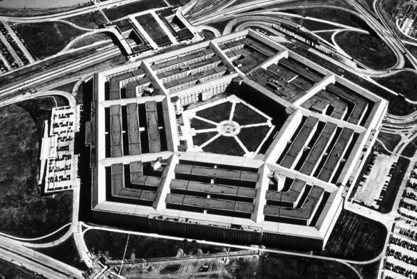 Pentagon w 1947 roku