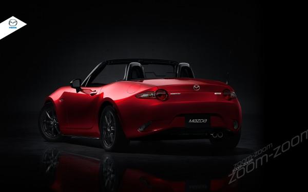 Mazda Mx-5 ND (www.mazda.com)