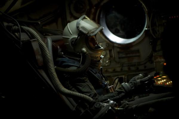 Kadr z filmu Kosmonauta (fot. Thomas Grotmol)
