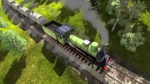 To już nowocześność w porównaniu do pierwszych pociągów